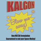 Kalgon, blow me away! by Technohippy