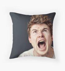 Human qualities Throw Pillow