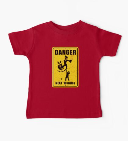 Danger! Complicated Death Ahead! Kids Clothes