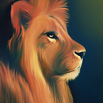 Lion by sposedenti