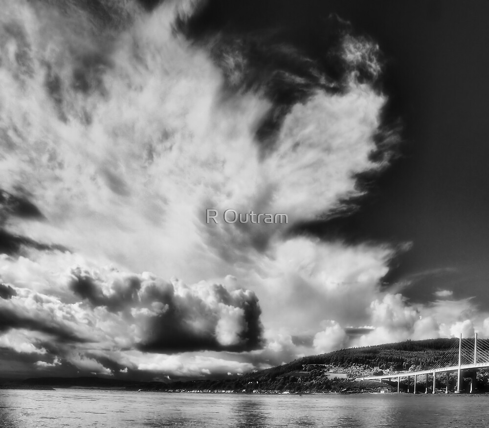 Kessock Summer by R Outram