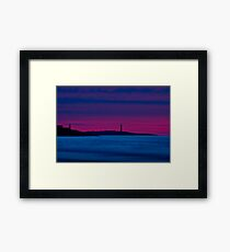 Thacher Island from Good Harbor Framed Print