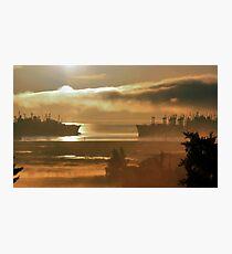 Mothball Fleet Photographic Print