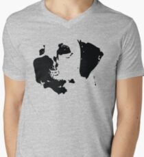 Labrador Retriever Mens V-Neck T-Shirt
