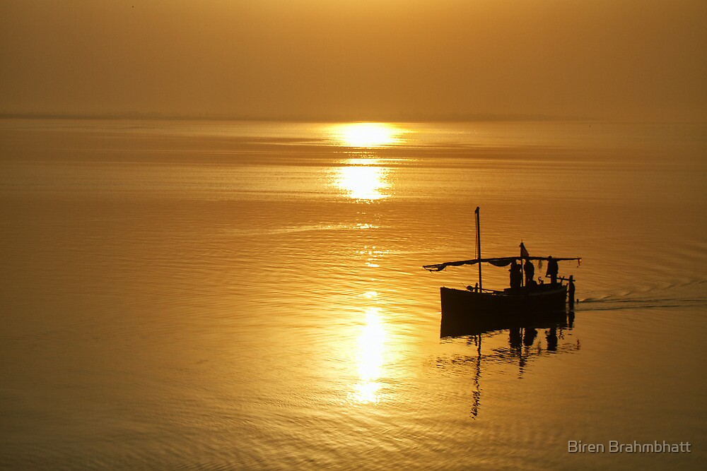 Sailors of the River Gold by Biren Brahmbhatt
