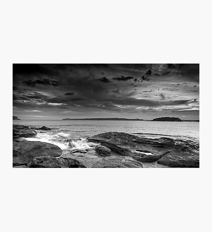 Gloom over Congwong Photographic Print