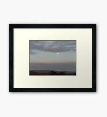 Flowerdale Views Framed Print