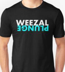 Weezal Plunge design 3 Unisex T-Shirt