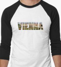 Vienna Men's Baseball ¾ T-Shirt