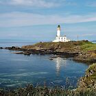 Turnberry Lighthouse by LauraMcGlinn