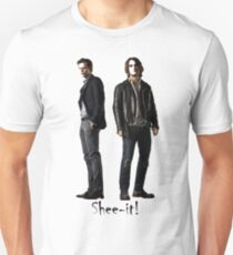 Roman & Peter Shee-it! Unisex T-Shirt