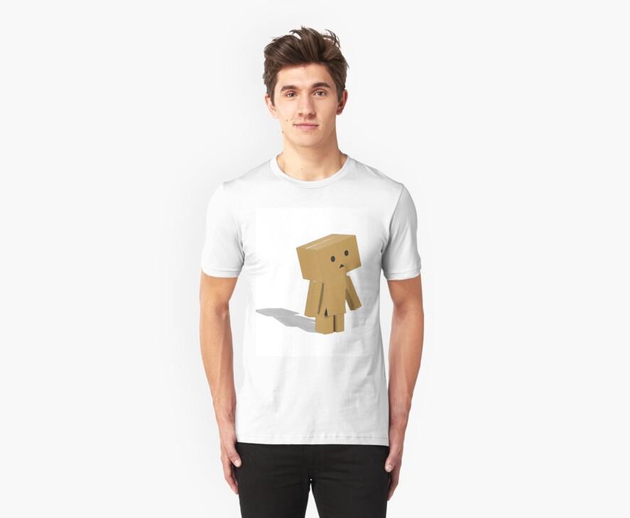 Cardboard Friend by KJ Designs