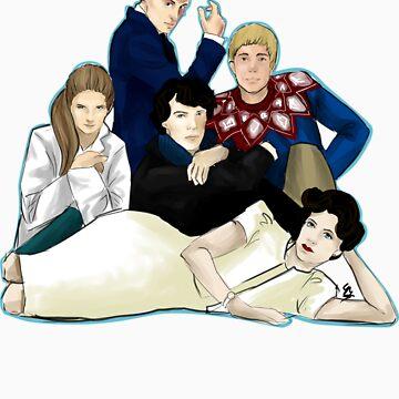 The Sherlock Club by Shosetsu