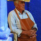 Pulque Cowboy  by Lisa Baumeler