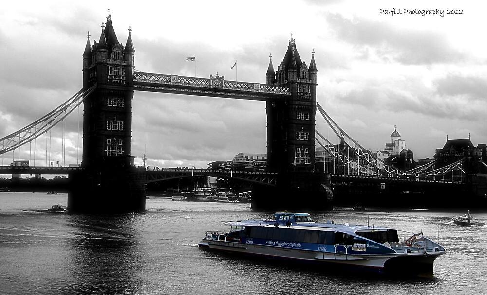 London by Greg Parfitt