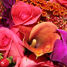 Floral Vibrance   by Chefleclef