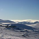 Ptarmigan & beyond, Cairngorm & Monadhliath by ScotLandscapes