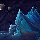 Pluto by Ashley Dadoun