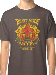 Beast Mode Gym Classic T-Shirt