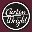 Curtiss Wright Logo by warbirdwear