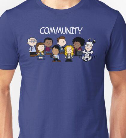 Greendale's Peanuts  Unisex T-Shirt
