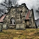 Wilmington & Brandywine Cemetery Chapel von 6strings