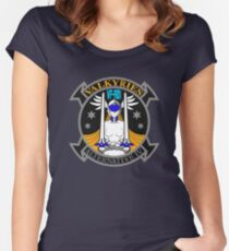 Valkyries emblem. Women's Fitted Scoop T-Shirt