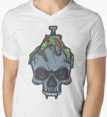 halloween mashup Men's V-Neck T-Shirt