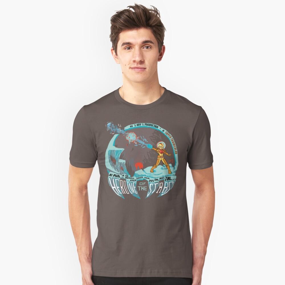 In Super Troidicolor [dark] Unisex T-Shirt Front