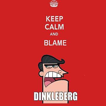 Dinkleberg... by TheDodoDevil