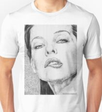 Milla Jovovich T-Shirt