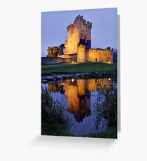 Ross Castle, Ireland Greeting Card