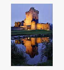 Ross Castle, Ireland Photographic Print