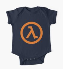 Half-Life Lambda One Piece - Short Sleeve