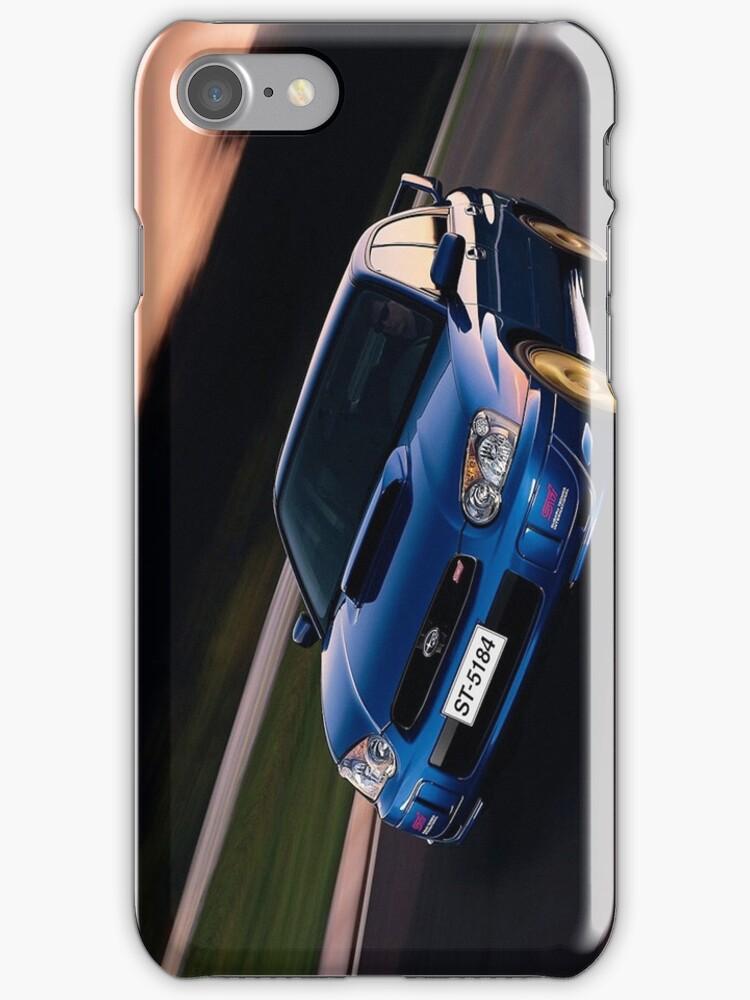 Subaru WRX STi #2 by nicksala