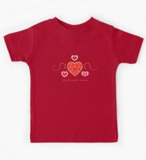 You fill my heart containers. Kids Tee