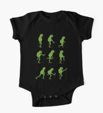Ministry of Silly Muppet Walks One Piece - Short Sleeve