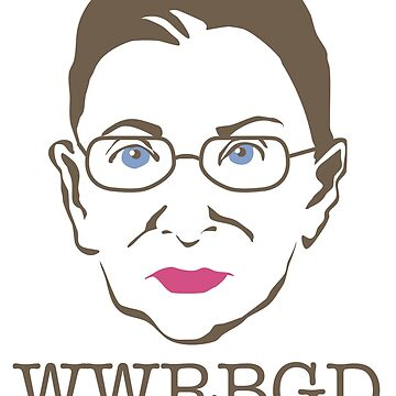 What Would Ruth Ginsburg Do? by Secularitee