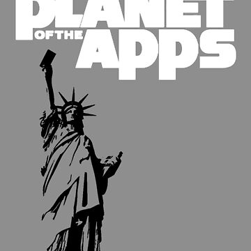 Planet of the Apps by MARTISTIC