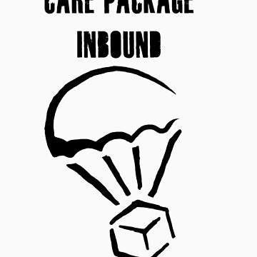 Care package inbound by YUNOUSEMEME