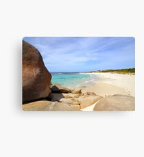 Bettys Beach Canvas Print