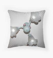 Ceiling Lights Throw Pillow