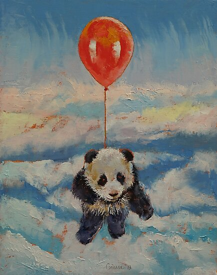 Balloon Ride by Michael Creese