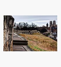 York Walls Photographic Print