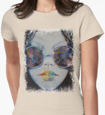 Asia Womens Fitted T-Shirt