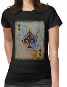 Ace Womens Fitted T-Shirt