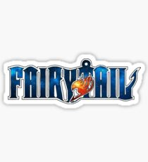 Fairy Tail Galaxy Sticker