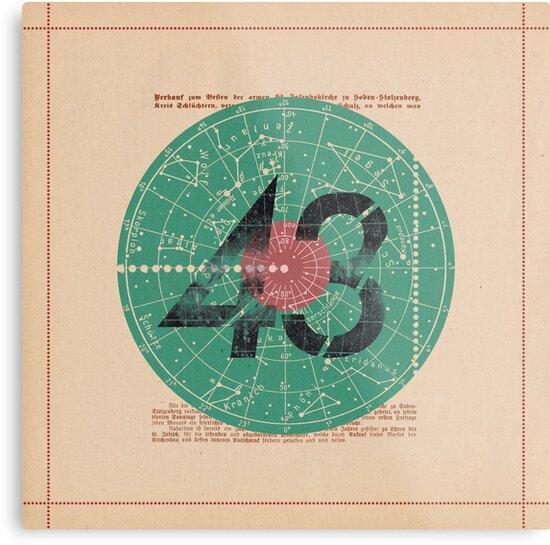 """43"" by Georg-Christoph Stadler"