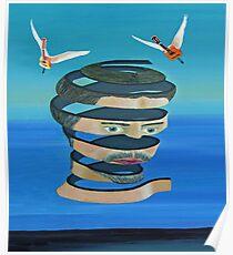 Mr Blue Sky Poster