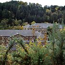 New Lanark Mill by biddumy